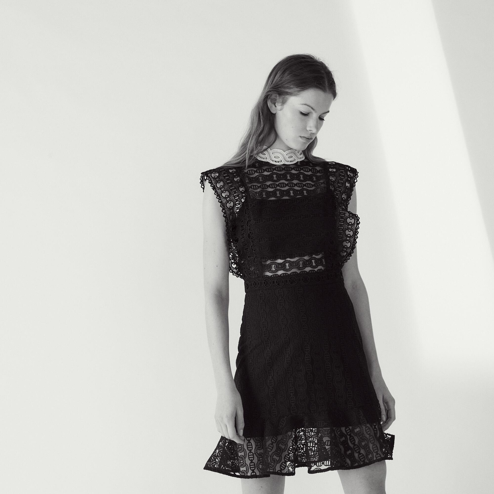 Pour Prêt À Femme Robes Paris Porter Sandro T1pqxfw