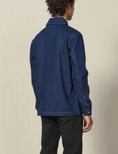 Veste De Travail En Denim : Toute la collection Hiver couleur Blue Vintage - Denim