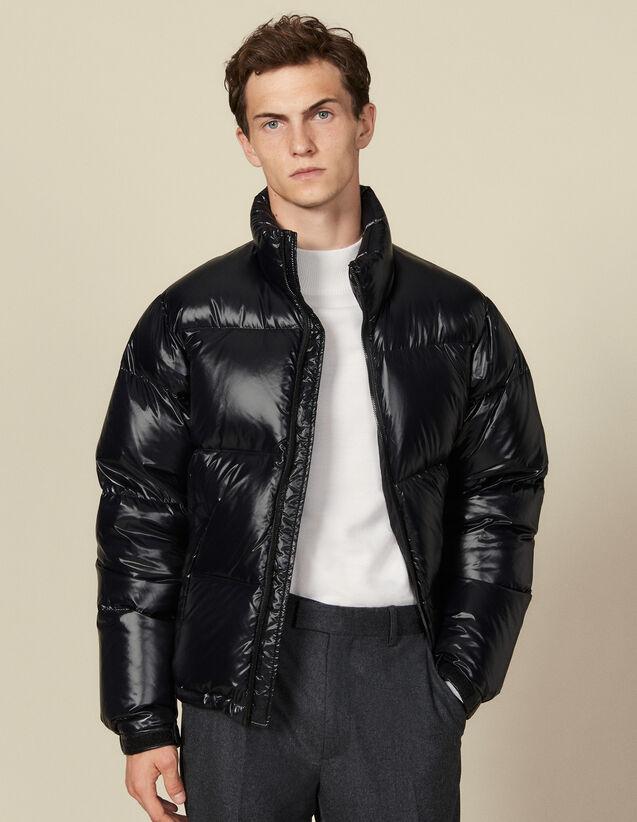Doudoune over size : Trenchs & Manteaux couleur Noir