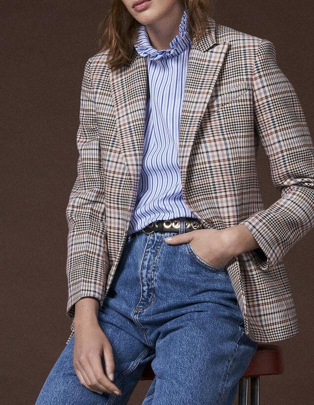 210a6f03e9a32 Blousons   Vestes pour Femme   Collection de blouson, veste de luxe ...