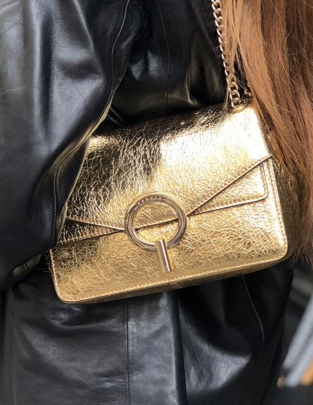 Sac Yza petit modèle full gold : Tous les Sacs couleur Full Gold
