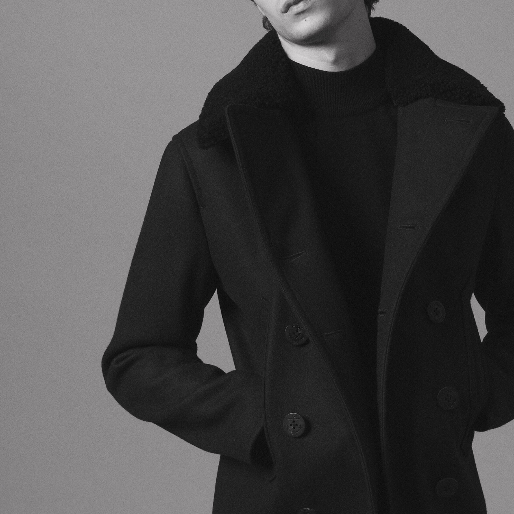 Manteau the kooples femme hiver 2018