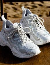 Baskets Astro À Semelle Graphique : Toutes les Chaussures couleur blanc