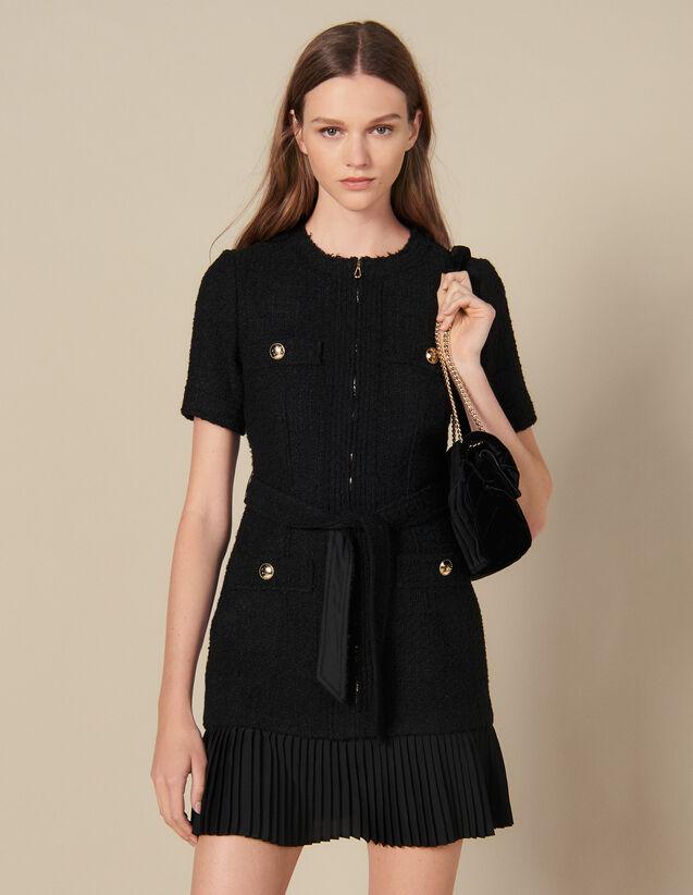 super populaire f2dc0 4a725 Robe hiver/été : robe en dentelle, en soie, velours, robe de ...