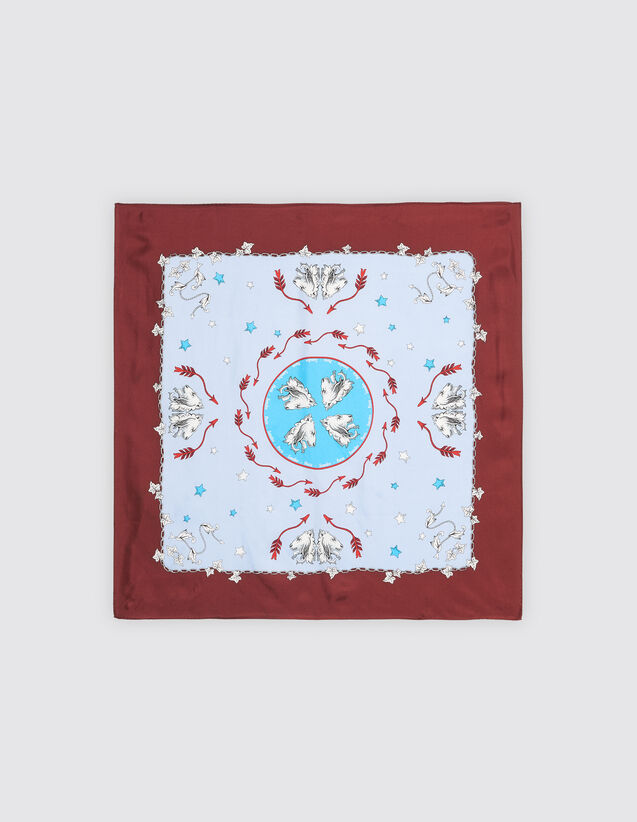 Foulard   écharpe   collection de foulards   écharpes de luxe pour ... 003e6fc7ce6