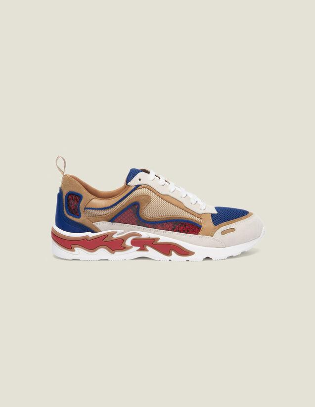 chaussure sandro femme