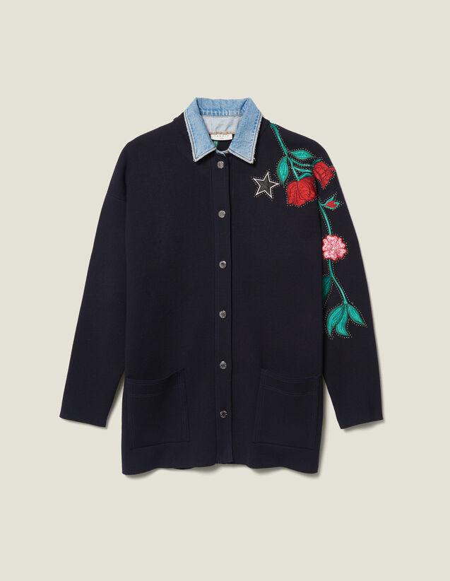 nouveaux styles c5e96 b4a26 Pull & cardigan femme : sélection féminine et tendance de ...