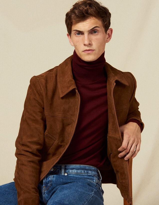 Blouson   veste homme   nos blousons et vestes tendance   Sandro ... 75a63a2f164