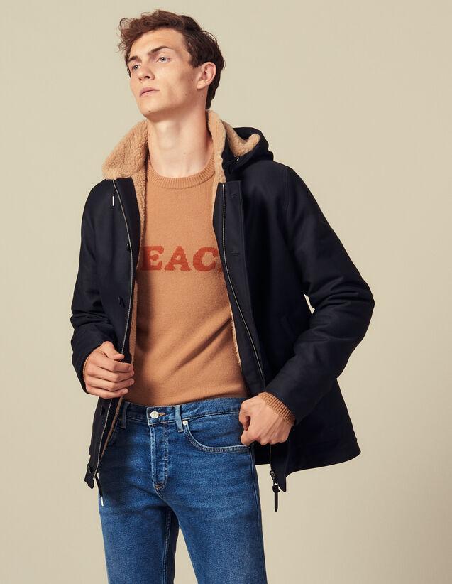 vente chaude en ligne cac9b 0e423 Trench & manteau homme : nos manteaux et trenchs chauds et ...