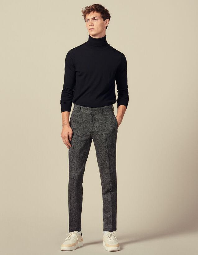 Pantalon de costume épais : Costumes & Smokings couleur Gris