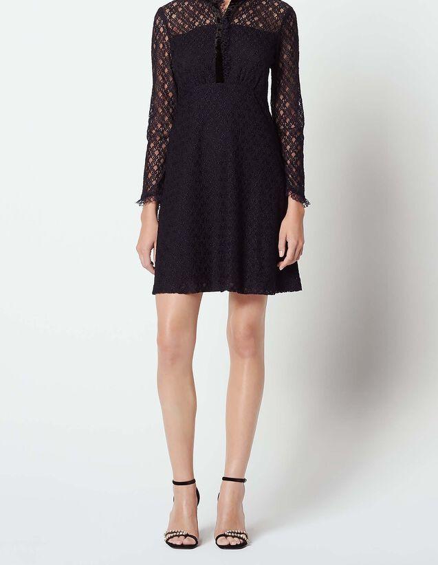 fd7b314353ce0 Robes pour Femme   la collection de Robes Sandro Paris à découvrir