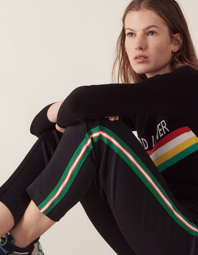 Pantalon Esprit Jogging : Sélection Last Chance couleur Noir