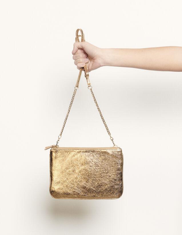 Pochette Addict : Toute la collection Hiver couleur Full Gold