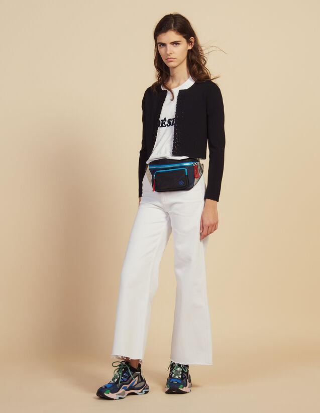 Cardigan Court En Maille : Pulls & Cardigans couleur Terracotta