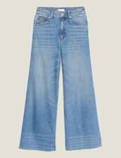 Jean Large : Sélection Last Chance couleur Blue Vintage - Denim