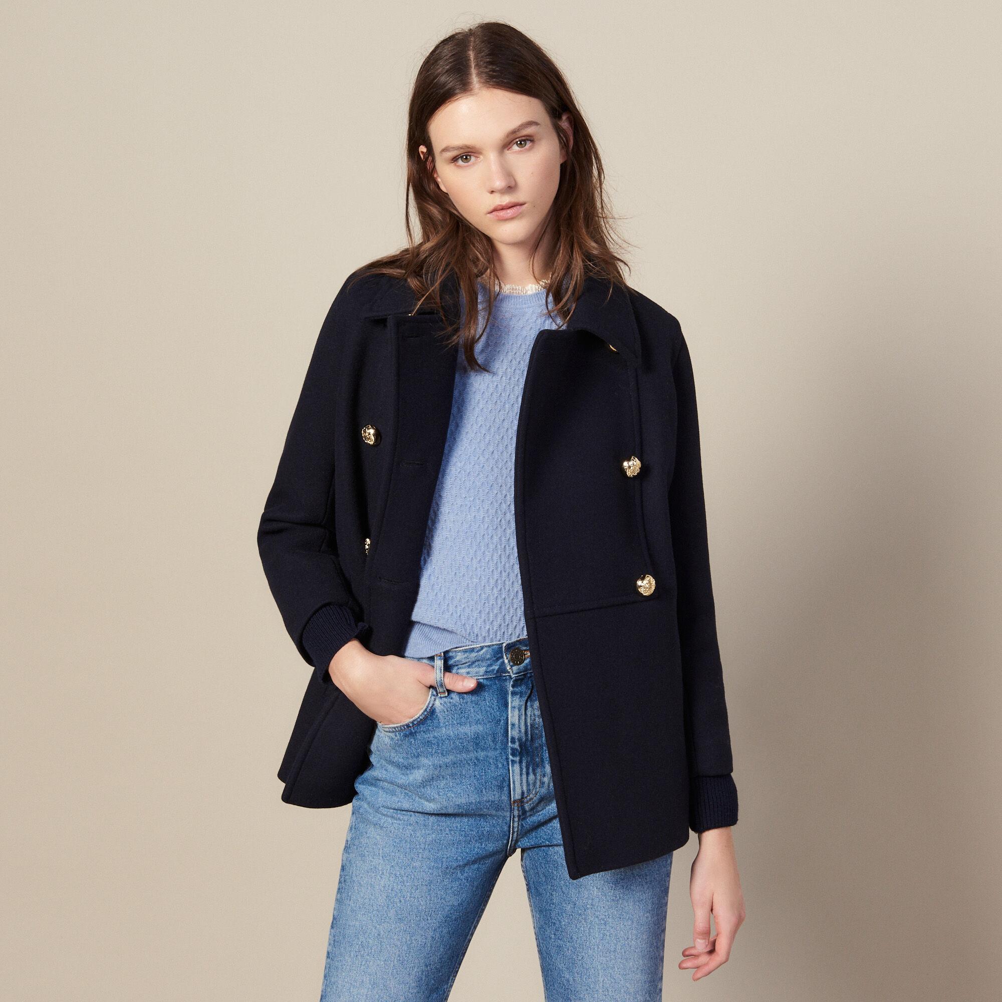 Manteau femme : nos trench & manteaux chauds pour l'hiver