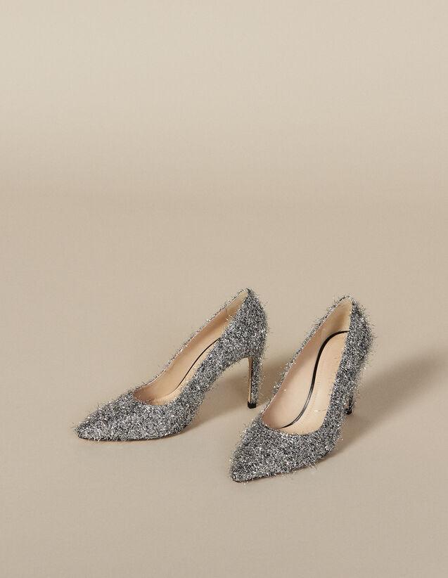 Escarpin À Décolleté V : Toutes les Chaussures couleur Argent