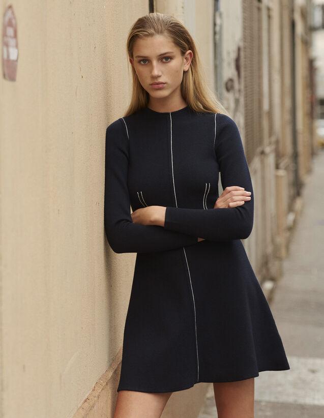 Robes pour Femme   la collection de Robes Sandro Paris à découvrir 409caa3d9bd7