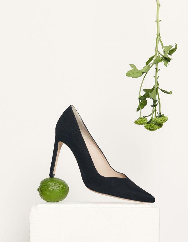 Escarpins à décolleté en V : Toutes les Chaussures couleur Noir