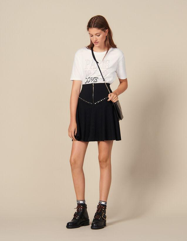 d5c7ada5e0906d Jupes & Shorts pour Femme - la collection de Jupes & Shorts | Sandro ...