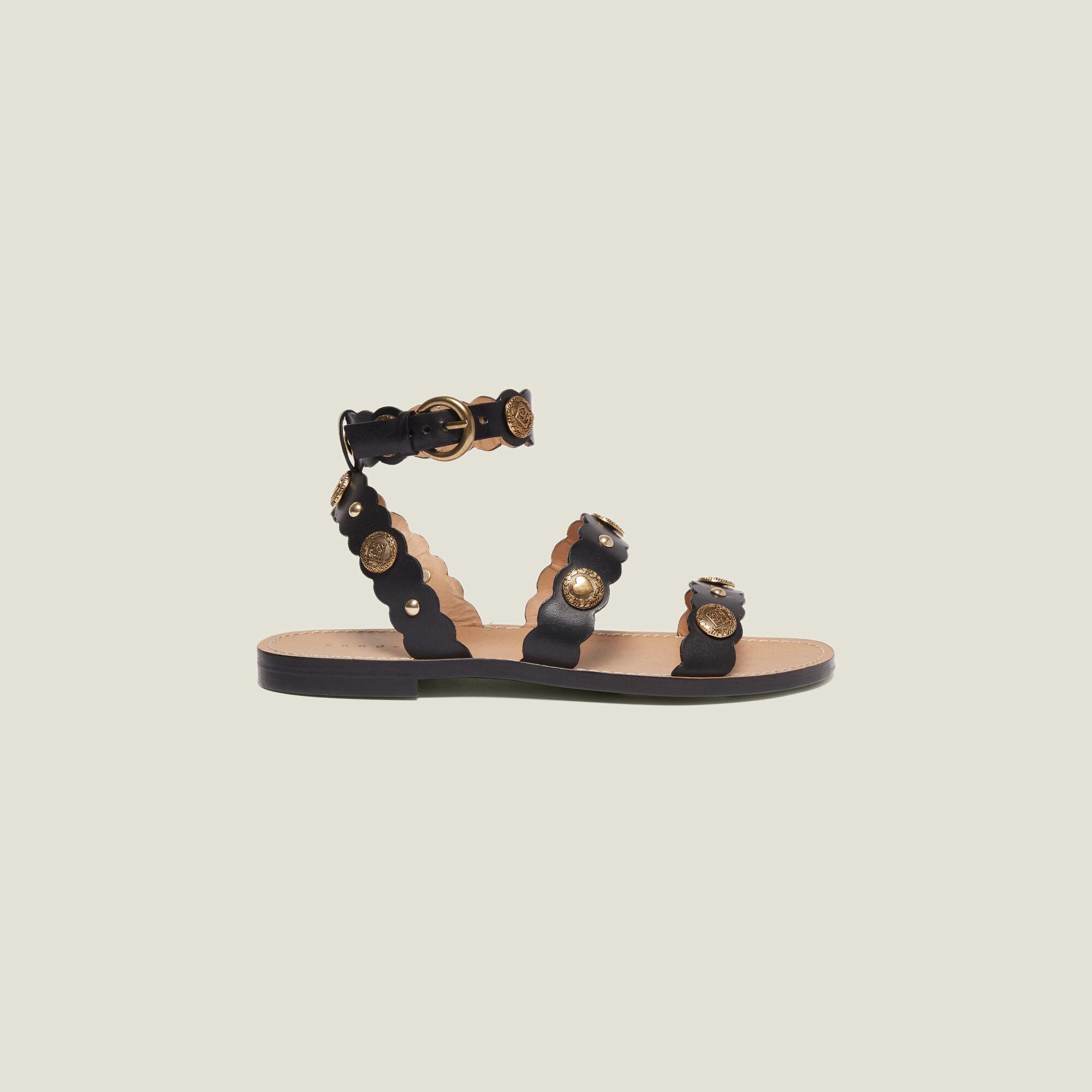 Chaussures Pour La De Collection Soldes À Paris Sandro MzGqSUpV