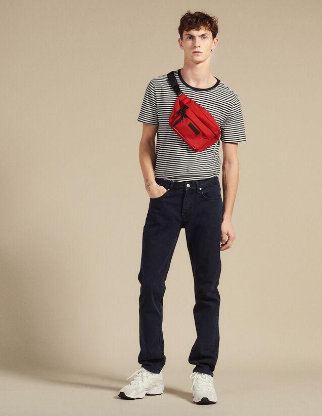 Jean Coupe Étroite : Jeans couleur Indigo