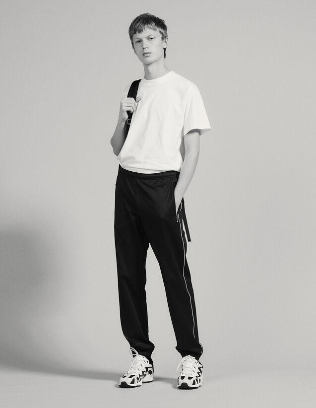 Pantalon De Jogging Esprit Trackpant : Sélection Last Chance couleur Noir