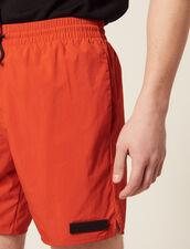 Maillot De Bain Court : Maillots de bain couleur Orange