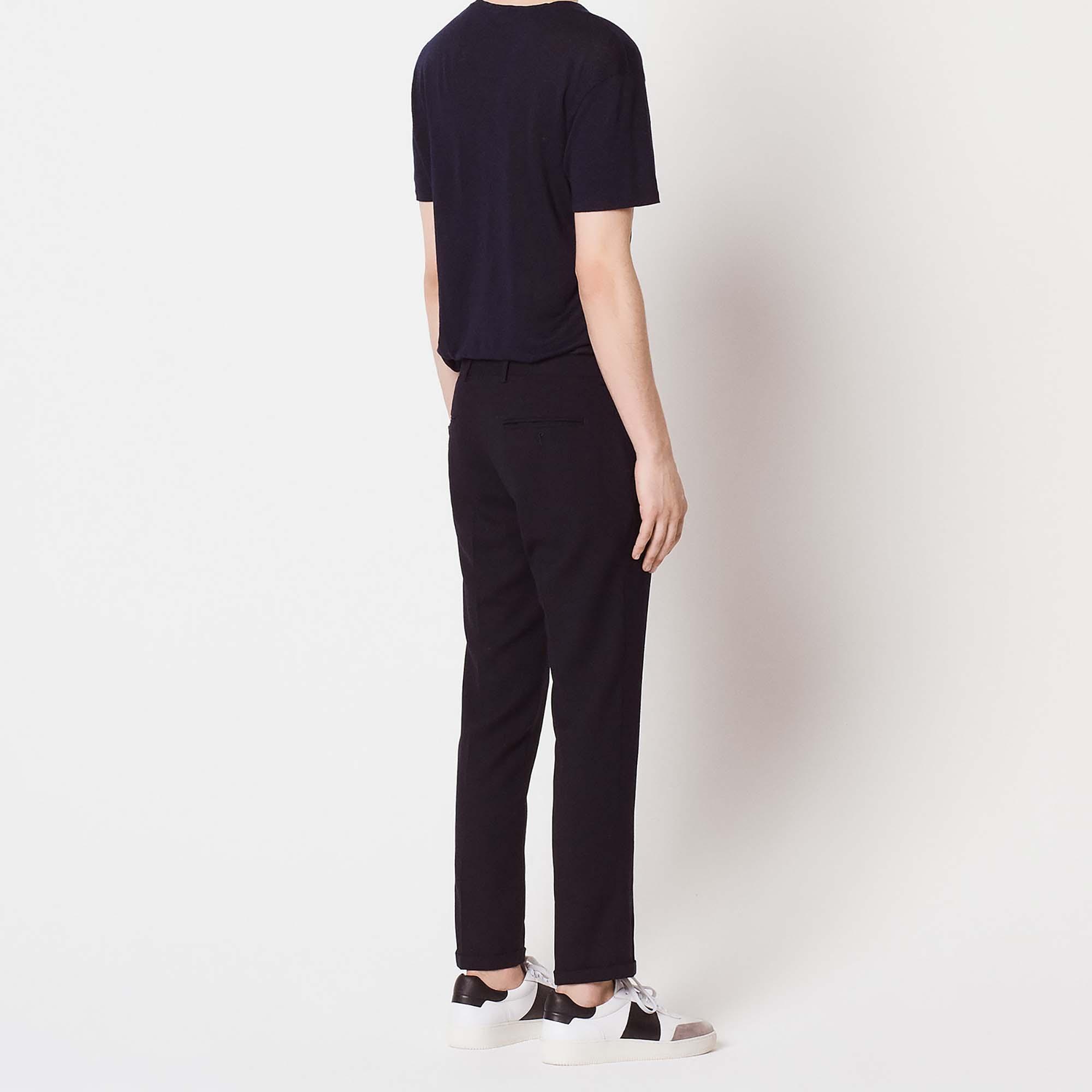 berkeley pantalons shorts sandro paris. Black Bedroom Furniture Sets. Home Design Ideas