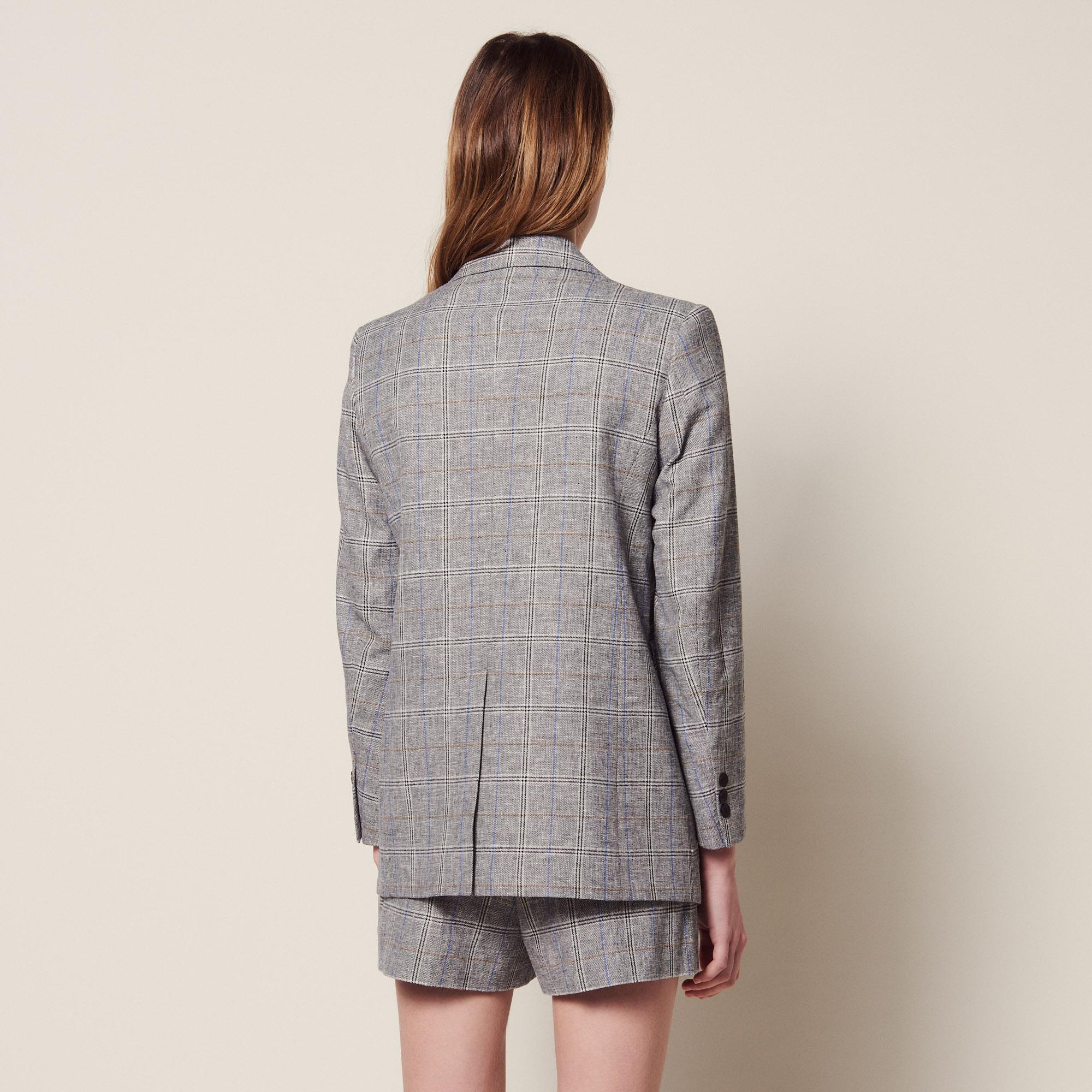 Veste blazer femme sandro