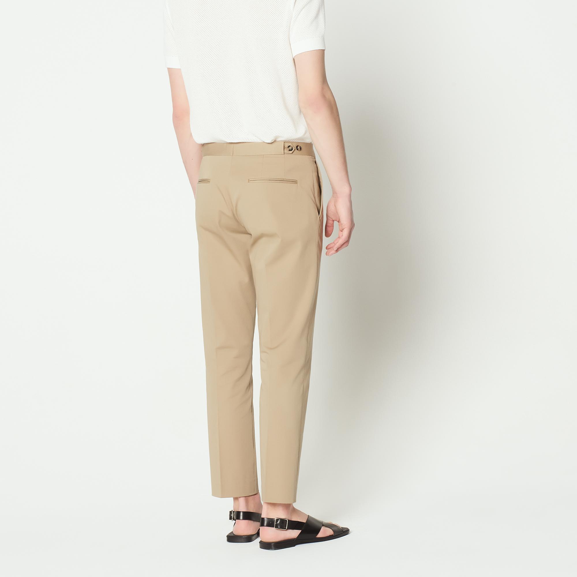 mode la plus désirable dans quelques jours le meilleur Pantalon Coupe Chino