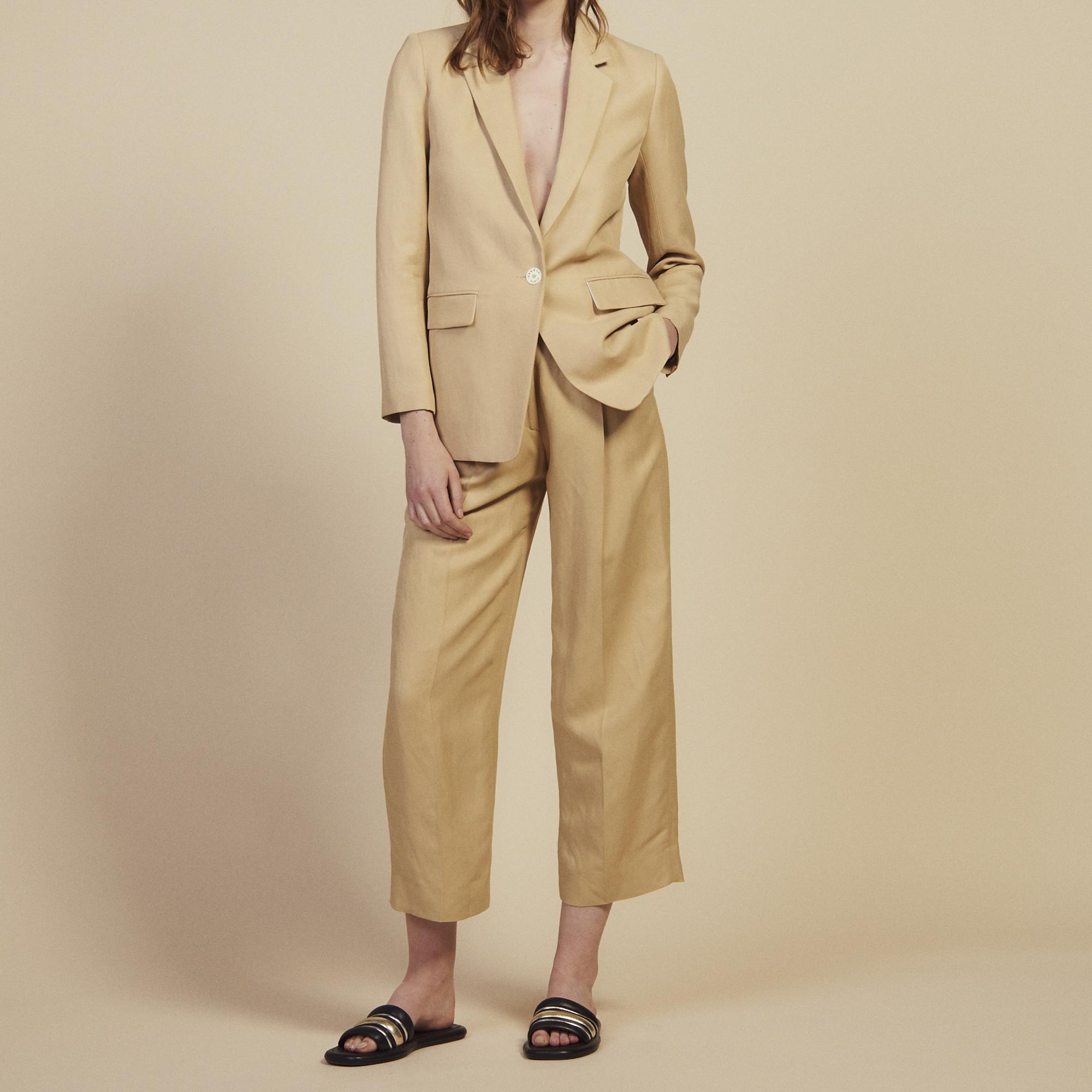 Veste tailleur femme sandro