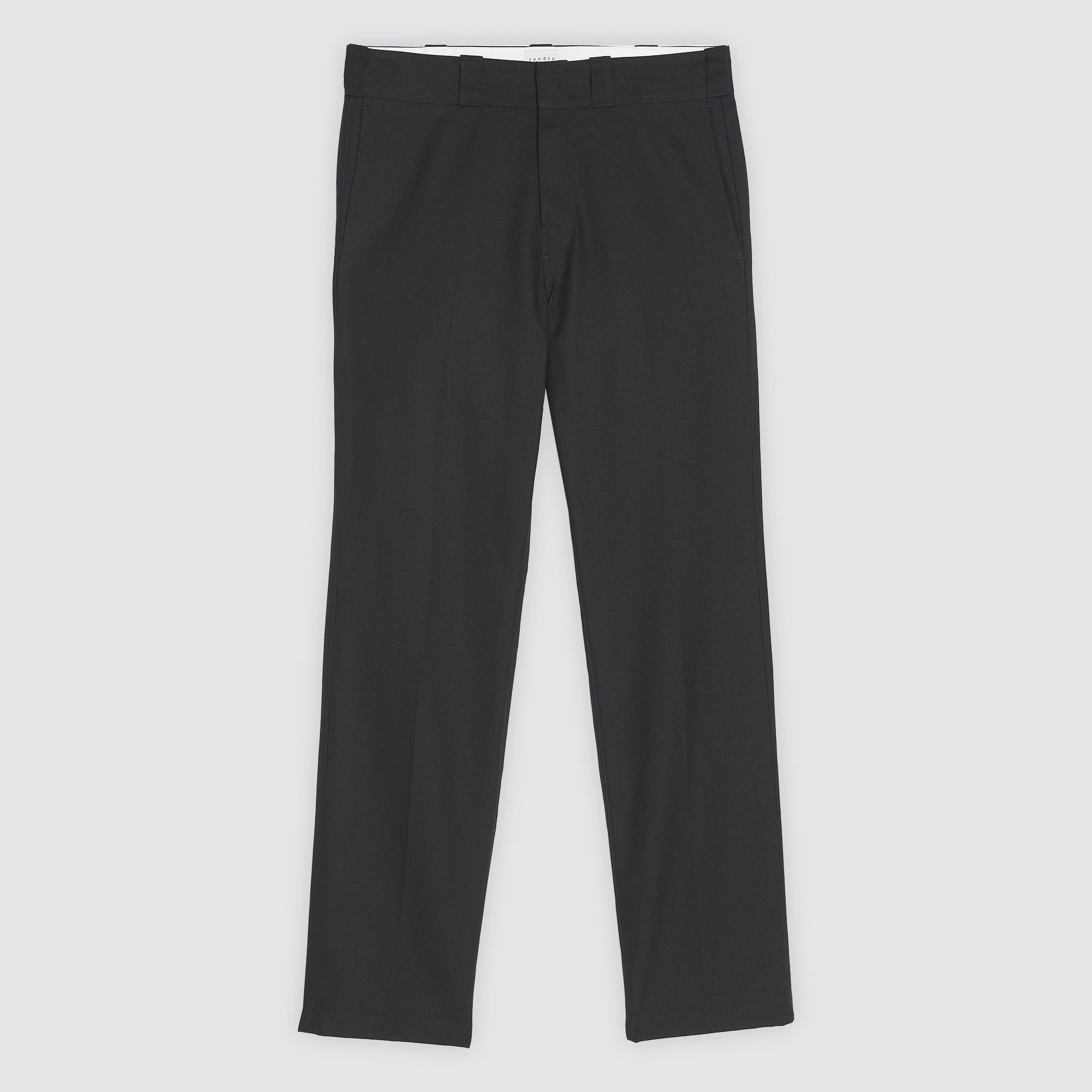 pantalon de ville coupe droite p6315w pantalons shorts. Black Bedroom Furniture Sets. Home Design Ideas