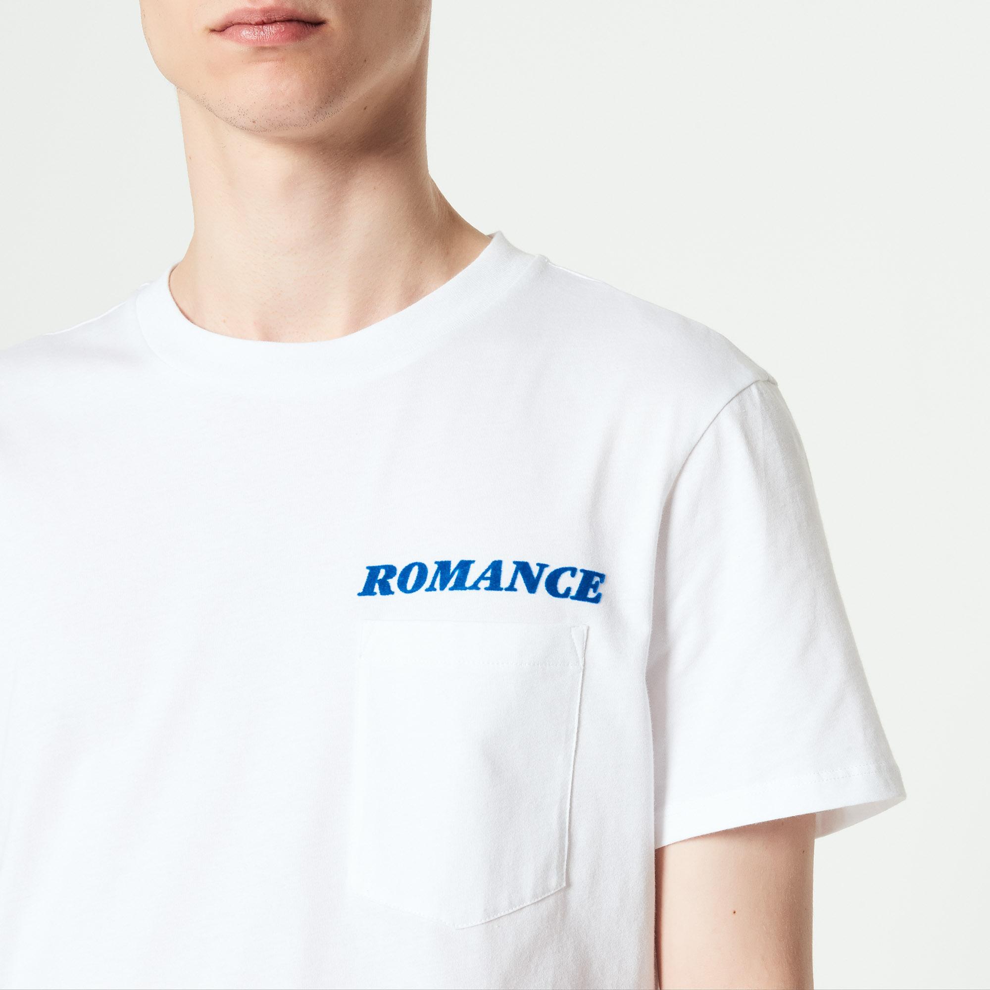 T-shirt à inscriptions Rose SandroSandro En Ligne Pas Cher Officiel Acheter Pas Cher Véritable AL2zHUs0cd