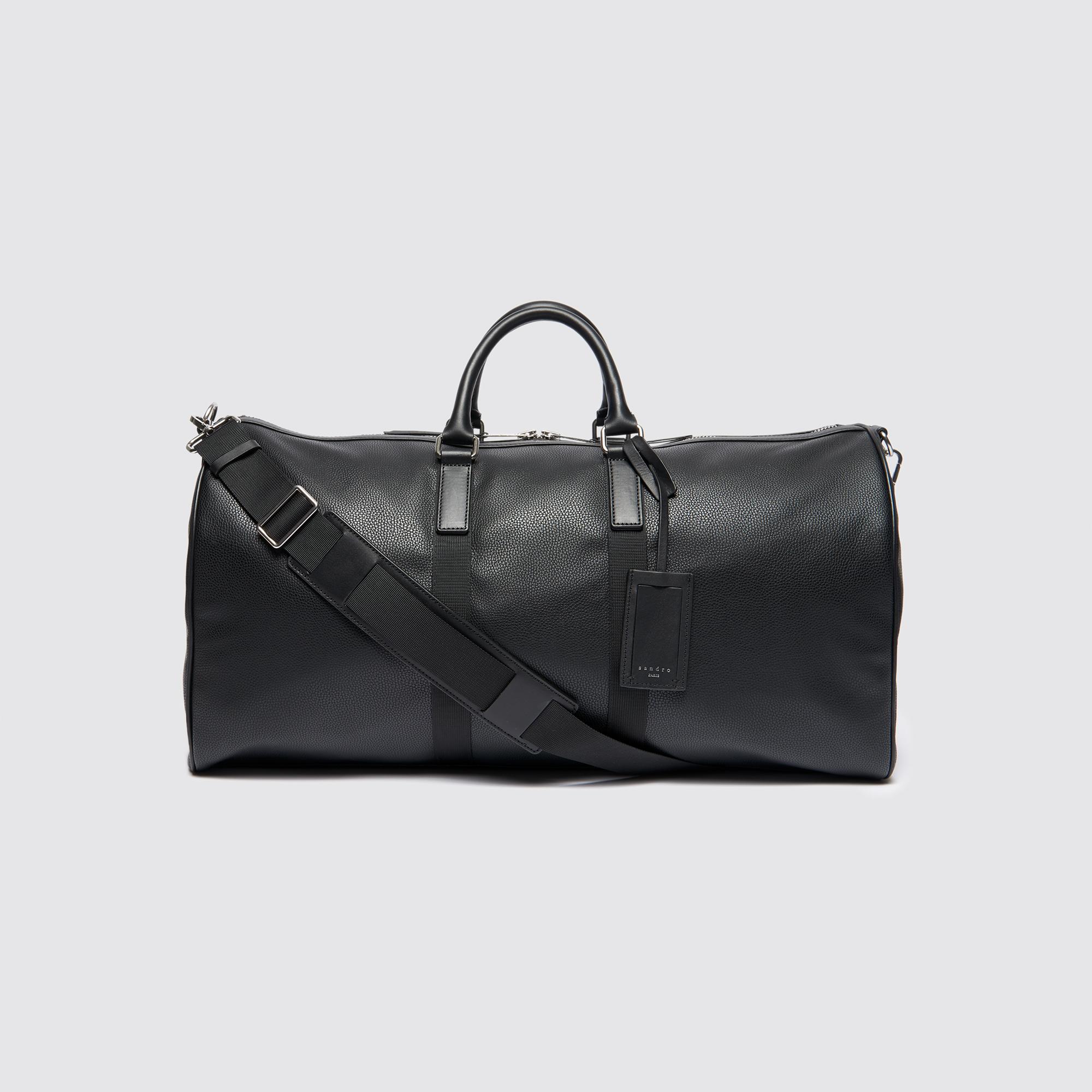 sac de week end avec anses contrast es sa1087s toute la. Black Bedroom Furniture Sets. Home Design Ideas